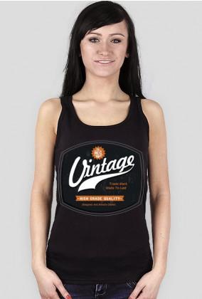 Simple Vintage Logo - Light Women Shirt