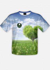 Koszulka Premium Drzewo Herbaty