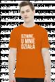 Koszulka XX - Dziwne, ale u mnie działa - dziwneumniedziala.com - koszulki dla informatyków