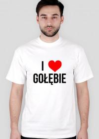 T-shirt - I LOVE GOŁĘBIE