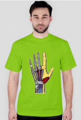 On Dłoń koszulka