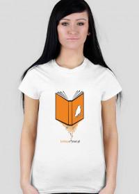 Koszulka damska Literki