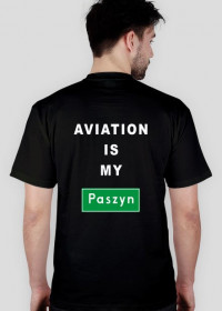 aviation is my paszyn