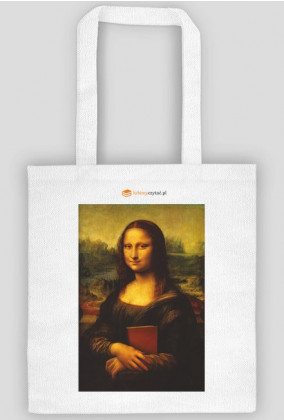 Torba PiktoGrafiki - Mona Lisa