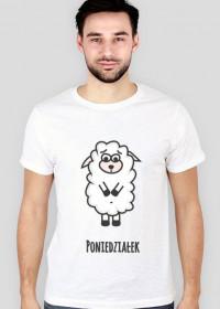 Koszulka Owieczka - Poniedziałek