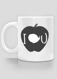 I.O.U (I owe you) kubek mug
