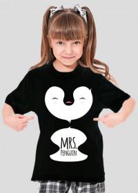 Koszulka Mrs. Penguin