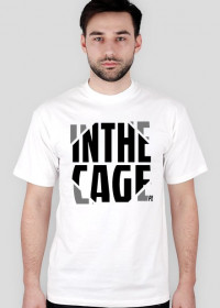 InTheCage Original Logo Fight T-Shirt