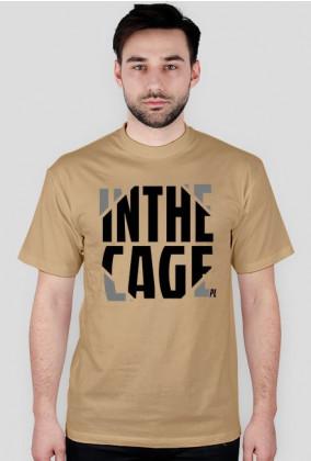 InTheCage Original Logo Fight T-Shirt
