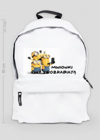 plecak Minionki