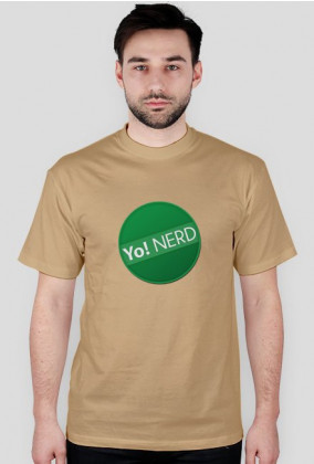 "Koszulka ""Yo! Nerd"" #2"