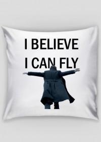 I believe I can fly poduszka