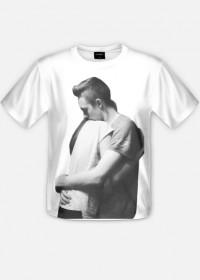 """Koszulka """"przytulanie""""   Mężczyzna"""