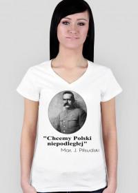 Koszulka damska Naczelnik