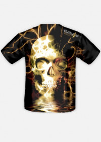 CR Skull Lightning Man