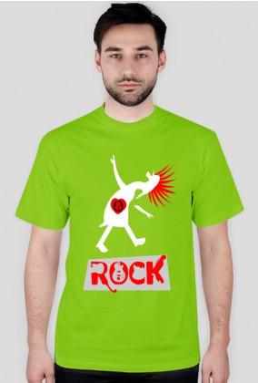 kozioł rocks men black