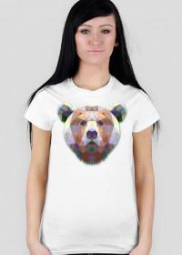 Niedźwiedź Realistic Woman