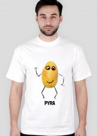 "Zabawna koszulka ""Pyra"""