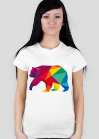 Niedźwiedź Kolor Woman