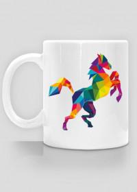 Koń Kolor Mug
