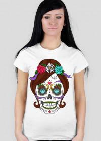 Skull 7 Woman