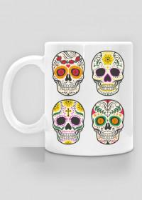 Skull Quartet 3 Mug