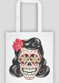She 50's Skull Bag