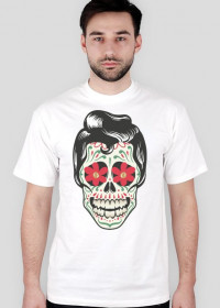 He 50's Skull Man