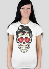 He 50's Skull Woman