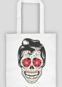 He 50's Skull Bag