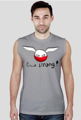 PolandBall Poland Strong Koszulka bez rękawów