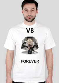 Koszulka męska V8