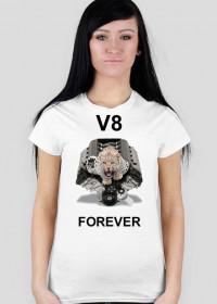 Koszulka damska V8