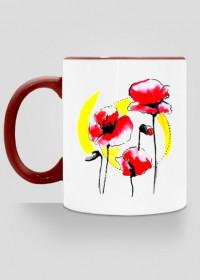 Kubek Poppies