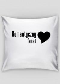 Romantyczny facet poduszka