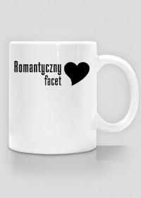 Romantyczny facet kubek