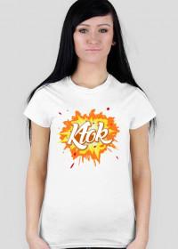 Damska koszulka - KŁOK!