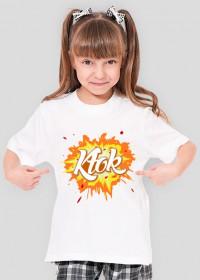 Dziecięca koszulka - KŁOK!
