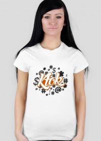 Damska koszulka - KŁOK 2!