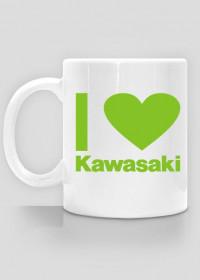 I love Kawasaki