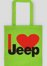 I love Jeep