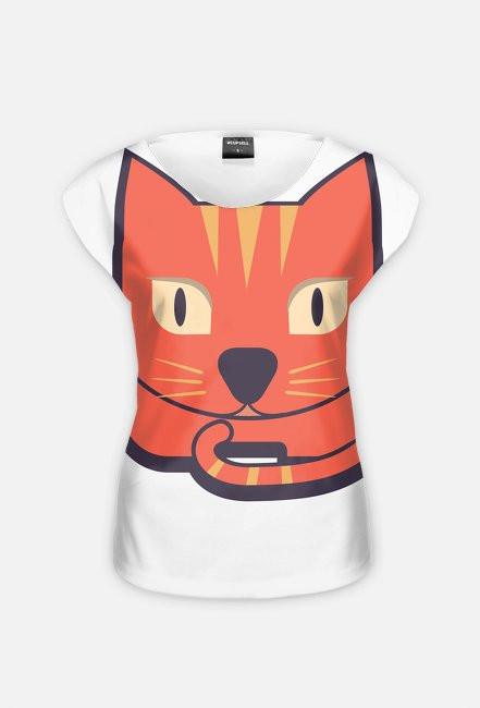 Fullprint - Kotek - koszulki z pełnym nadrukiem - chcetomiec.cupsell.pl