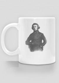 Portret Mickiewicz kubek