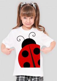 Koszulka z biedronką (dużą)