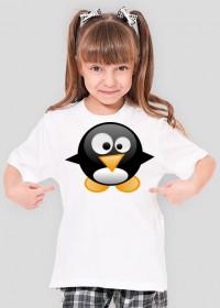 Koszulka z pingwinem