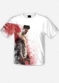 DMC blood T-shirt