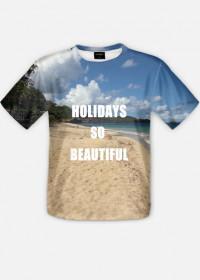 Holidays so beautiful- męska