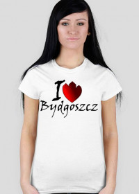 I LOVE Bydgoszcz