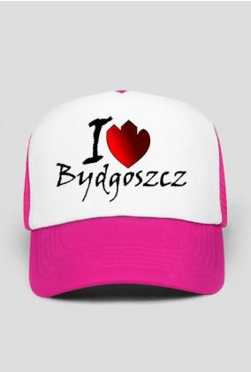 I LOVE Bydgoszcz - CZAPKA