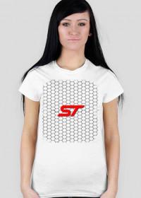 FORD ST logo grill w #1